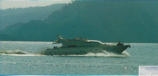 1998 Custom Built Motor Yacht 24M