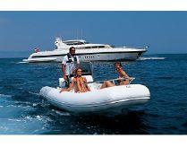 2008 Zodiac Rib Yachtline Deluxe 530