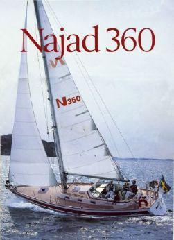 1990 Najad 360