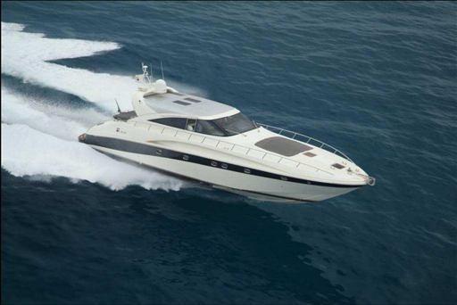 2002 Ab Yachts ab 68