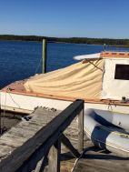 photo of  Ralph Stanley Downeast Lobster Yacht -  Classic Maine Picnic Boat
