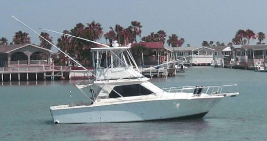 1989 Blackfin 38 Flybridge CAT POWER