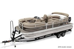 2020 Sun Tracker Party Barge 22 DLX