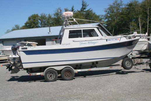 1989 Sea Sport 22 Sportsman