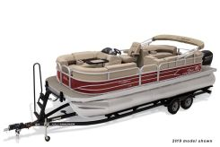 2020 Sun Tracker Party Barge 22 XP3