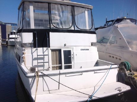 1994 Carver Yachts 390 CPMY