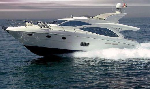 2011 Prestige Yachts Invest Majesty 56