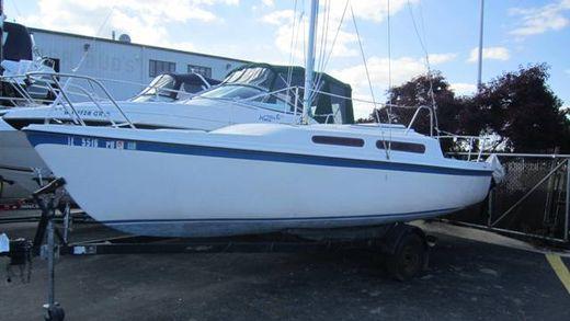 1984 Macgregor Sailboats 25