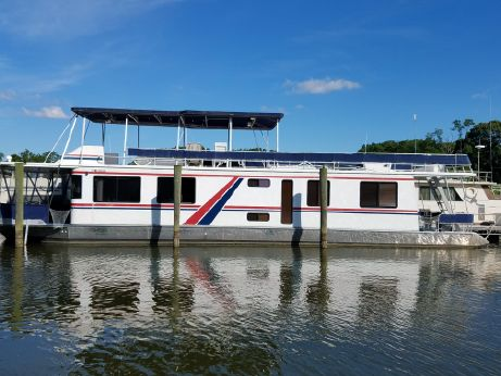 1992 Riverchase 65 Houseboat