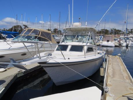 1989 Grady-White 25' Sailfish w/twin 2001 Yamaha 200hp HPDI