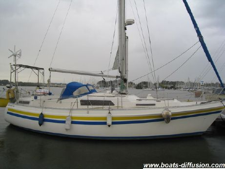 1979 Marine Projects Moody 39