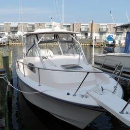 2000 Grady-White 300 Marlin 06 4 Stroke Yamahas