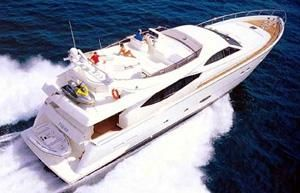 2006 Ferretti Seastream 761