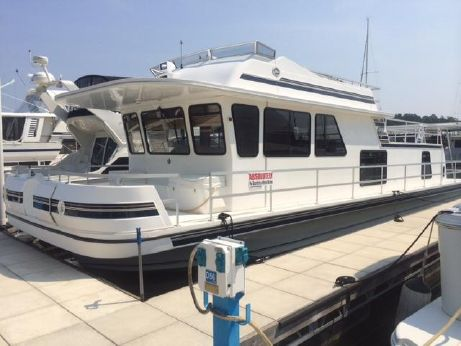 2011 Gibson 50 Classic, Gibson 14x50 House Boat