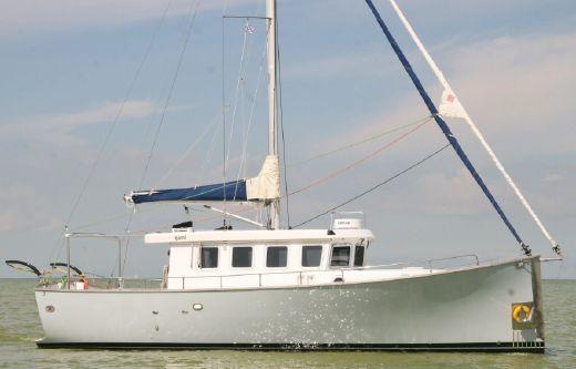 2007 Trawler Yacht 38