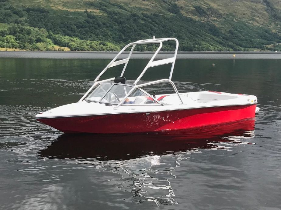 2007 Nautique 196 Power Boat For Sale