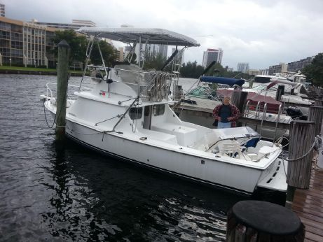 1979 Bertram 31 Sportfisher