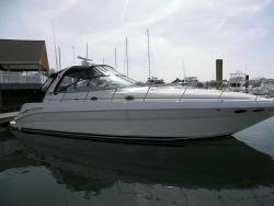 2001 Searay 410 SUNDANCER