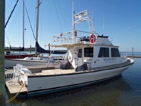 1993 Newton 38 Dive Boat