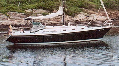 1985 Ericson 35