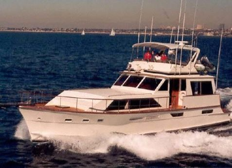 1978 Pacemaker 62 Motor Yacht