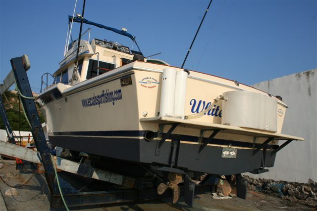 31' Chris Craft 315 Commander+