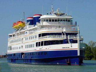 2000 Custom Cruise Ship
