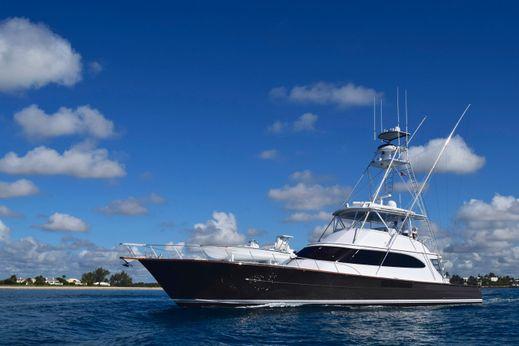 2015 Merritt Boat Works 72' Custom
