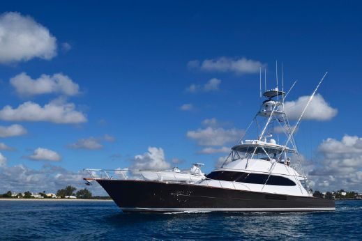 2015 Merritt Custom 72' Sportfish