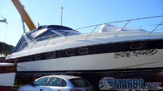 1992 Marine Project Princess 406 riviera