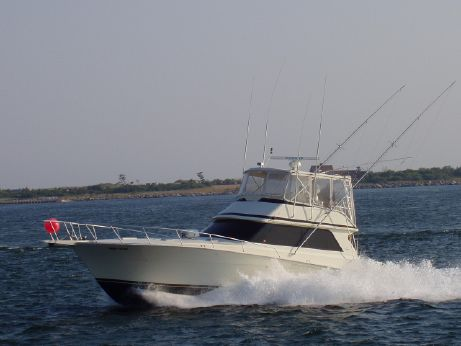 1992 Viking Convertible Sportfish