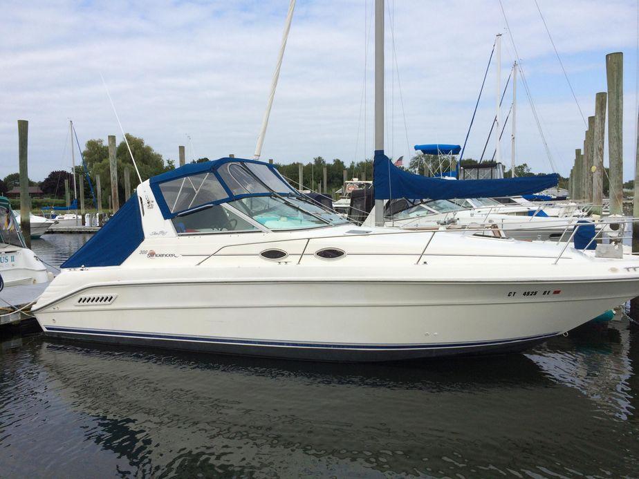 1996 Sea Ray 300 Sundancer Power Boat For Sale - www yachtworld com