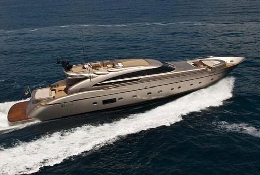 2009 Ab Yachts Ab 116
