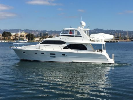 2010 Hampton 580 Pilothouse