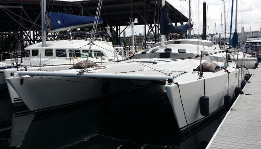 1997 Crowther Spindrift 40