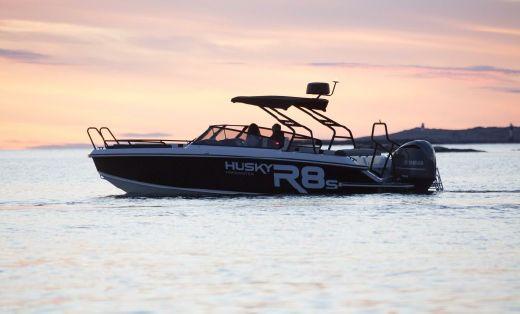 2018 Finnmaster Husky R8S
