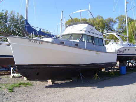 1978 Mainship 34 Trawler
