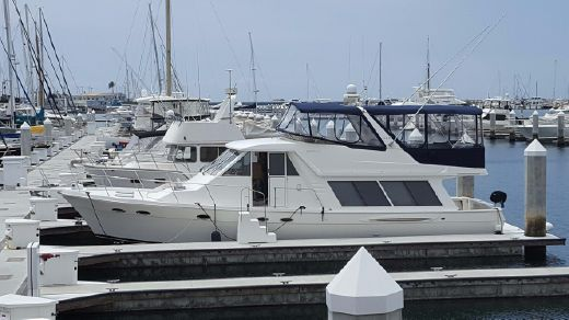 2004 Meridian 490 Pilothouse