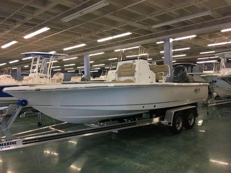 2017 Sea Hunt BX 22 BR