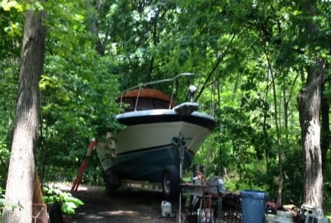 1986 Bayliner 3250 Conquest