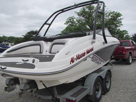 2010 Yamaha Sport Boat 212SS