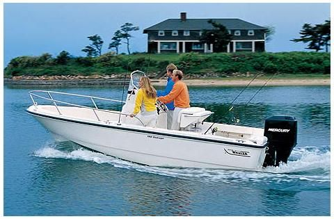 2006 Boston Whaler 190 Outrage