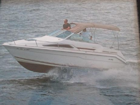 1991 Sea Ray 220 Sundancer