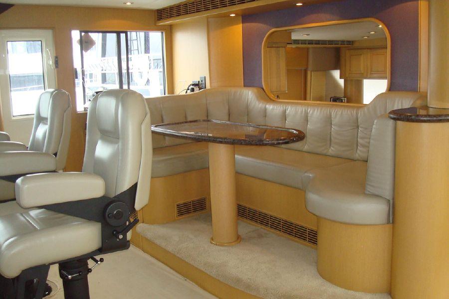 95 Norlund Mcqueen Cockpit Motoryacht Sportfisher for sale