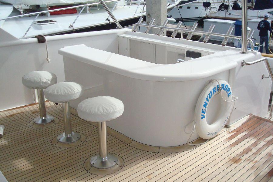 95 Norlund Mcqueen Megayacht for sale