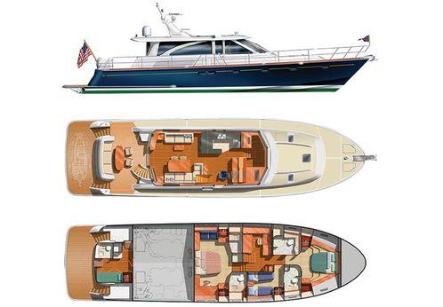 2012 Hunt Yachts 68