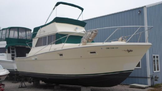 1974 Viking Yachts 33 Sport Fish