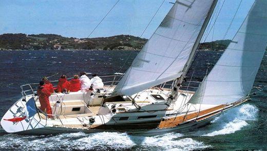 1987 Jeanneau Sun Legende 41