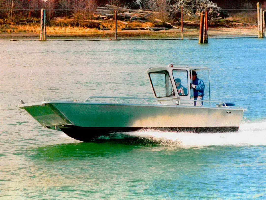 2001 Barge landing craft Power Boat For Sale - www.yachtworld.com