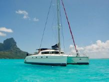 2002 Fountaine Pajot Belize 43